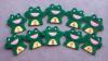 FROGS WITH NUMBERS FINGER PUPPET SET