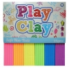 MODELLING CLAY PACK OF 6 COLOURS