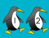 PENGUIN NUMBER LINE 1 TO 10 (Pack of 30)