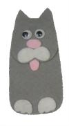 CAT FELT FINGER PUPPET KIT