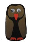 OWL FELT FINGER PUPPET KIT