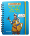 HORRIBLE HISTORIES NOTEBOOK - MEASLY MIDDLE AGES