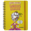 HORRIBLE HISTORIES NOTEBOOK - GORGEOUS GEORGIANS