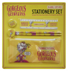 HORRIBLE HISTORIES STATIONERY SET - GORGEOUS GEORGIANS