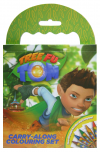 CARRY ALONG COLOURING SET - TREE FU TOM