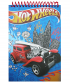 HOT WHEELS A5 SCRIBBLE PAD