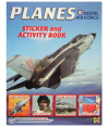PLANES OF THE RAF STICKER ACTIVITY BOOK