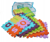 FOAM ALPHABET & NUMBER TILES SET