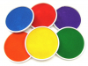 GIANT INK PADS SET OF 6 COLOURS