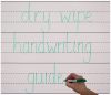 TEACHERS HANDWRITING GUIDE