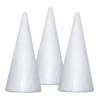 POLYSTYRENE CONES PACK OF 25