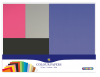 COLOURED PAPER PACK OF 195 SHEETS