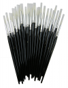 PAINT BRUSHES PACK OF 30