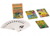 JUNGLE MINI PRINTED PLAYING CARDS