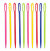 PLASTIC NEEDLES PACK OF 10