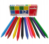 PLASTIX CRAYONS PACK OF 12
