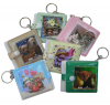 PICTURE WALLET KEYRING