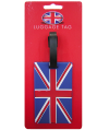 UNION JACK LUGGAGE TAG