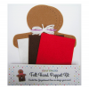 HAND PUPPET KIT - GINGERBREAD MAN