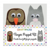 FINGER PUPPET KIT - CAT & OWL