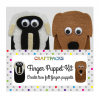 FINGER PUPPET KIT - DOG & SHEEP