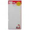 THE TIGER WHO CAME TO TEA MAGNETIC LIST PAD