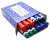 WHITEBOARD MARKER BOX OF 12 ASSORTED COLOURS