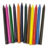 PLASTIC CRAYONS PACK OF 12