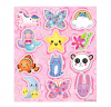 CUTE CHARACTERS STICKERS