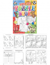 SUPER FUN PUZZLE BOOK