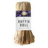 NATURAL RAFFIA ROLL