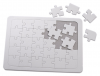 BLANK JIGSAW PUZZLE PACK OF 10
