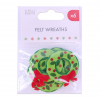FELT STICKERS - WREATHS