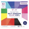GLOSS SELF-ADHESIVE VINYL BUMPER PACK
