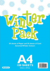 WINTER CARD & PAPER PACK