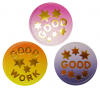 GOOD WITH STARS STICKERS