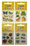 BUGS/BUTTERFLIES/FROGS STICKERS SET